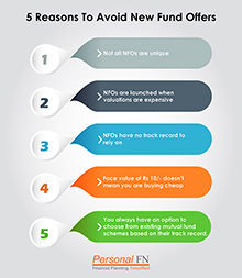 5 Reasons To Avoid New Fund Offers