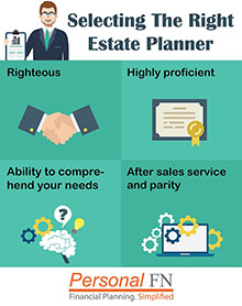 Qualities to look out for in an estate planner