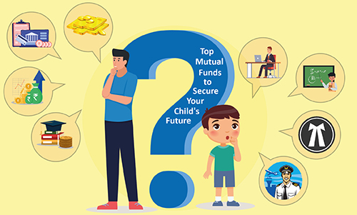 Top Mutual Funds to Secure Your Child's Future in 2021