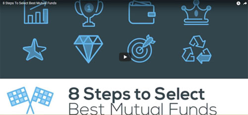 Watch this short video on selecting mutual fund schemes: