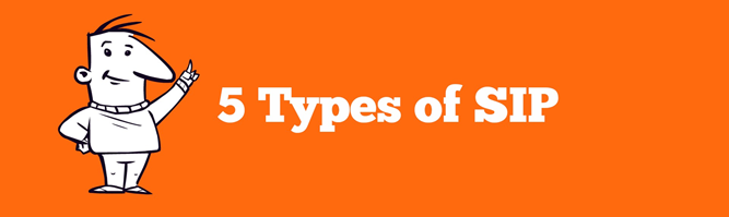 5 Types of SIP