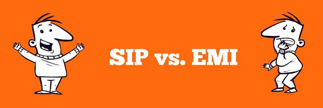 SIP vs EMI