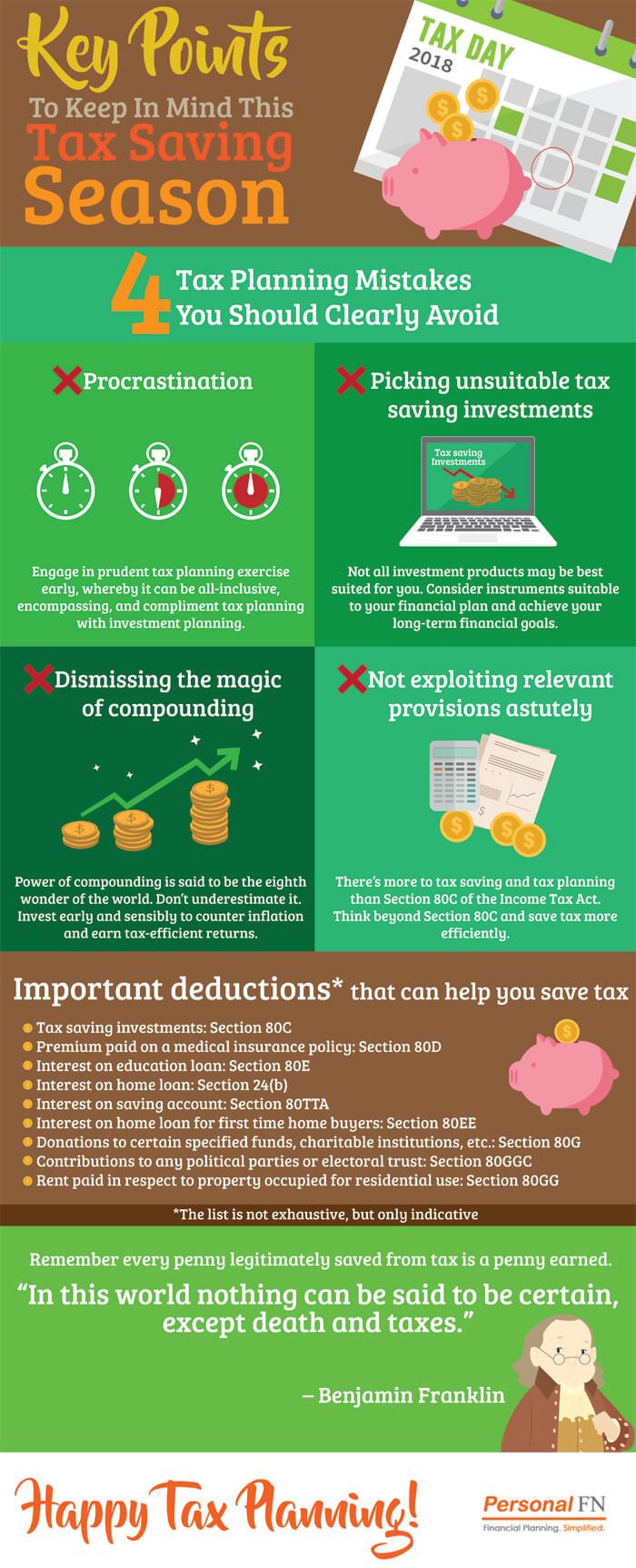 tax-saving-key-points